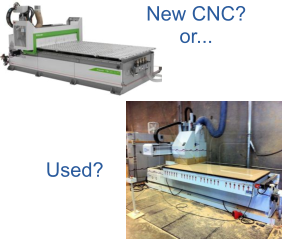 New CNC? or... Used?